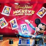 Disney Live Presents Mickey's Magic Show ~ Orlando Giveaway