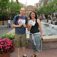 Epcot's World Showcase Passport to Fun!