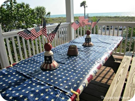 Red White & Blue Picnic