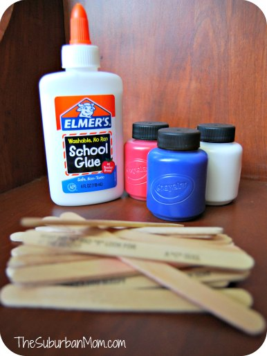 Popsicle Craft Supplies