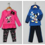 Minnie Mickey Mouse Outfits Zulily