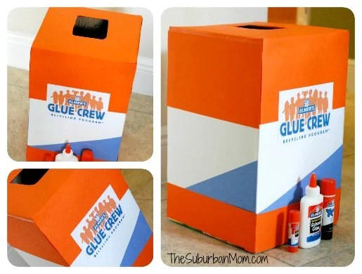 Elmer's Glue Crew Collection Box