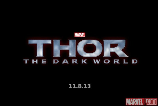 Disney Marvel Thor 2 Sequel Dark World