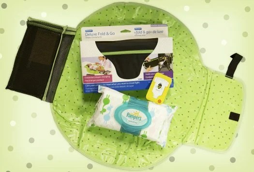 Pampers Swaddlers Prize Pack