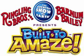 Ringling Brothers Built to Amaze