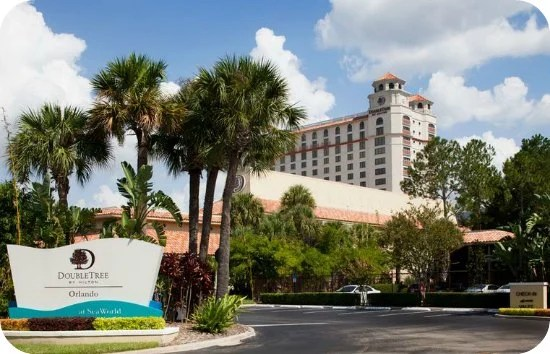 Doubletree Hilton Orlando SeaWorld