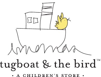 Tugboat and the Bird Logo