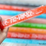 Fla·Vor·Ice: A Classic Summer Treat ~ Giveaway