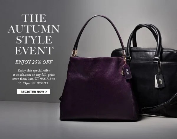 coach-autumn-style-25-percent-coupon