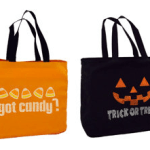 Just Jen Halloween Treat Bag
