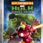 Marvel's New Animated Movie Iron Man And Hulk: Heroes United