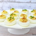 Easy Spicy Deviled Eggs Recipe
