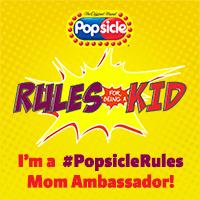 Popsicle Mom Ambassador