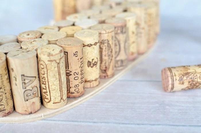 DIY Wine Cork Craft