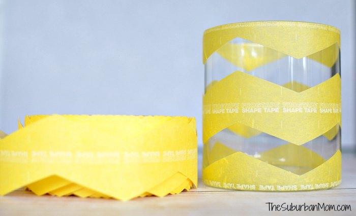 Frog Tape Chevron Craft