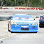 'Cars' Inspired Racers Join The Richard Petty Driving Experience For Junior Ride Alongs At Disney