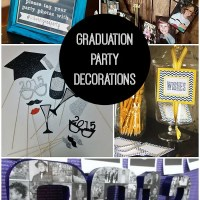 16 Graduation Party Ideas ~ Giveaway