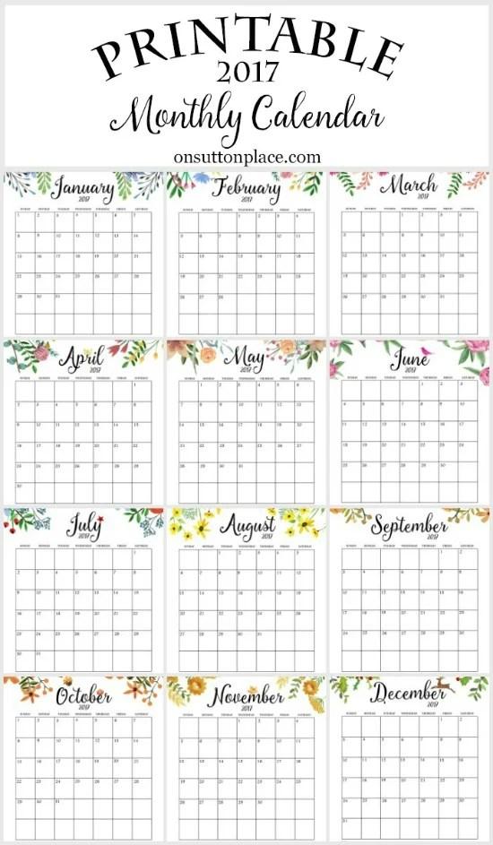 calendar by month printable - Vatozatozdevelopment - blank month template