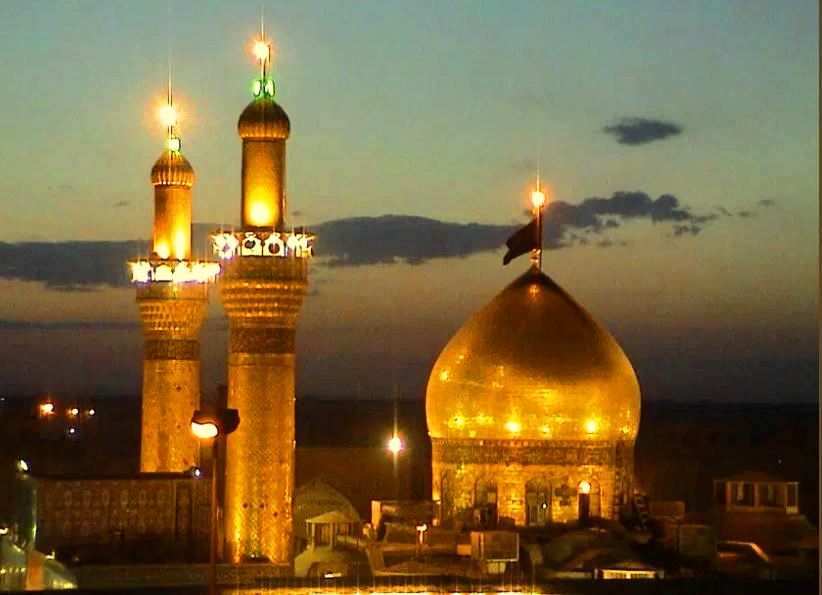 Baghdad Hd Wallpapers Your Religion Is Pure Like Hussain Verses By Rumi