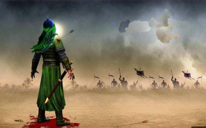 Shia Islamic Wallpapers With Quotes Gharib O Saada Ae Rangeen Hay Daastan E Haram Iqbal S