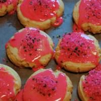 Last Minute Sugar Cookies