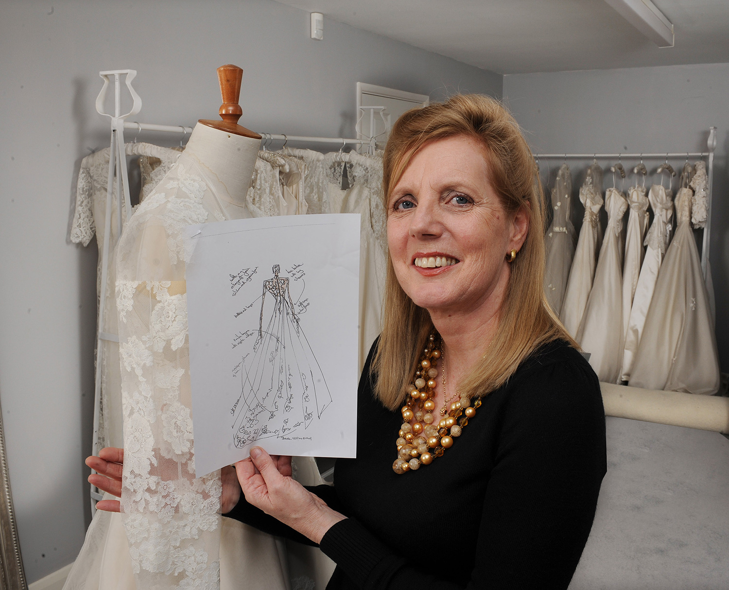 royal stitch up designer suing luxury fashion brand claiming they used her ideas to create kate middletons wedding dress used designer wedding dresses CHRISTINE KENDALL HAUTE COUTURE WEDDING DRESS DESIGNER CLAIMS THAT KATE MIDDLETON S WEDDING DRESS WAS HER DESIGN