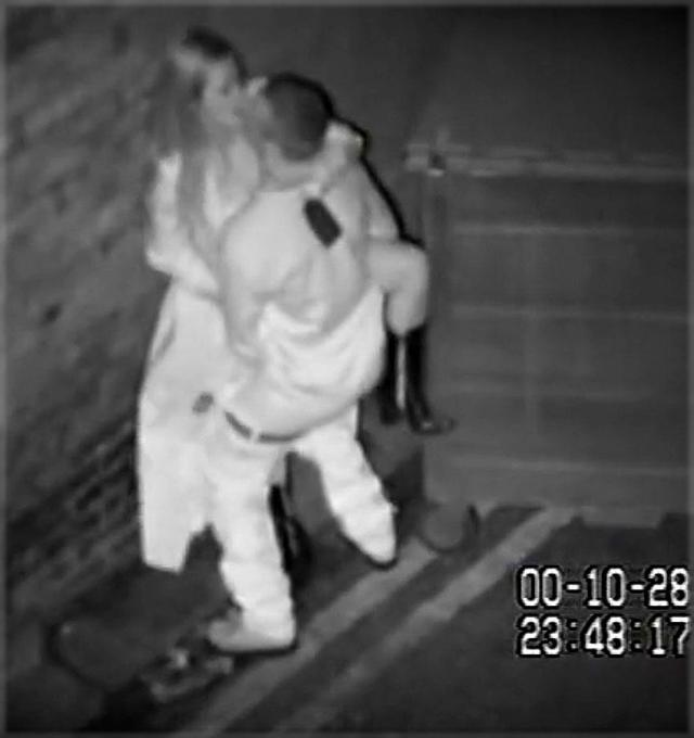 Couples in Sunderland have been caught romping on CCTV