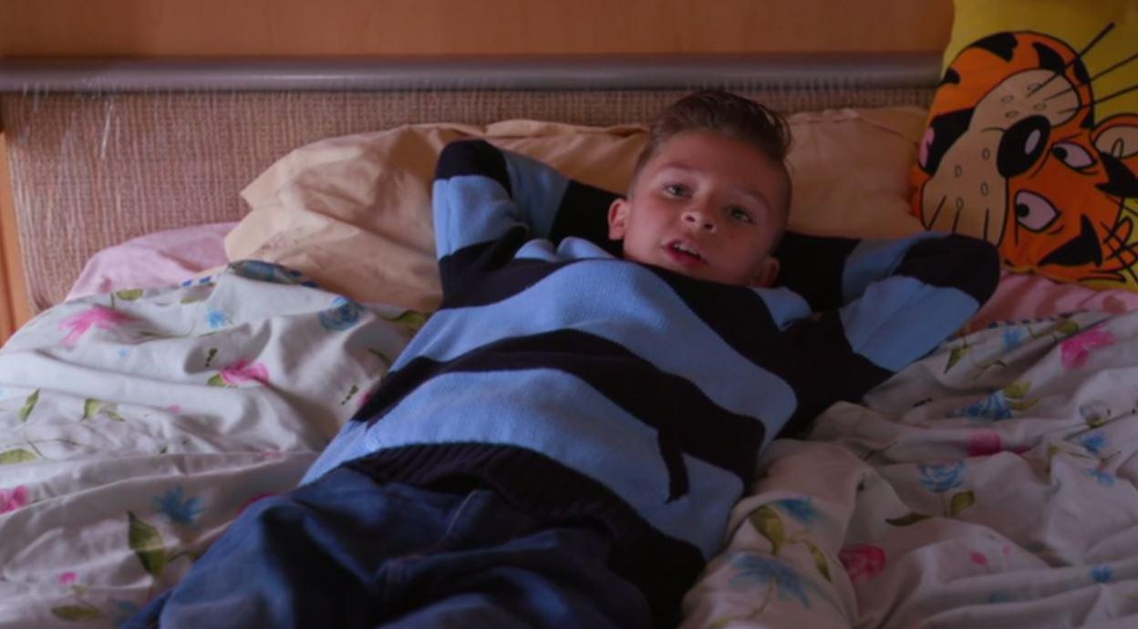 Nine-year-old boy moves into his own home on Gypsy Kids… and says all he needs now is a WIFE