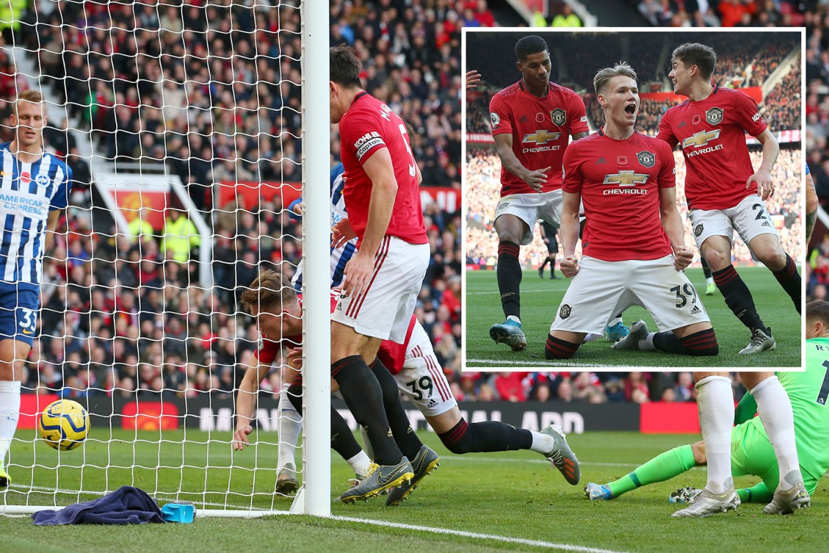 Flipboard Man Utd 2 Brighton 0 Live Pereira And Propper Own Goal Hand Hosts Early Lead