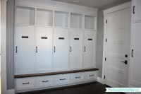 My new organized mudroom! - The Sunny Side Up Blog