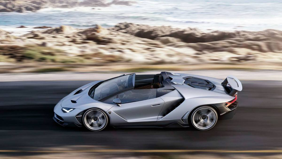 Top 5 Lamborghini Special Editions