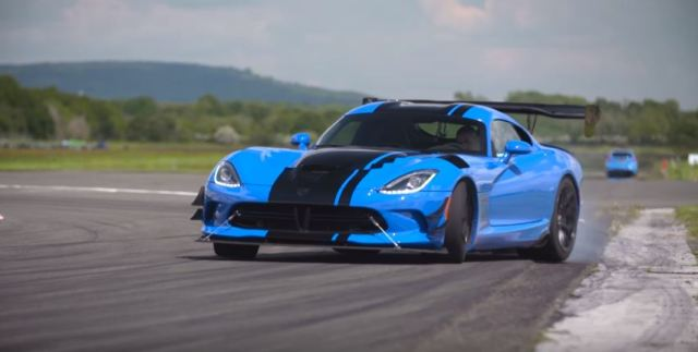 Chris Harris Thinks the Viper ACR Is Fantastic
