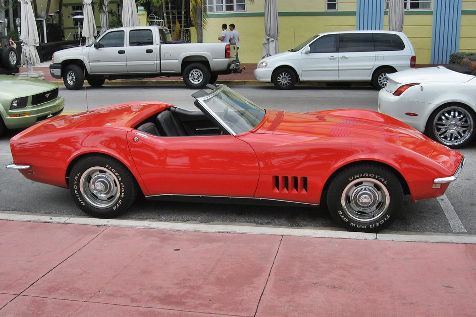 Fastest Classic Muscle Cars Top 10 List of Muscle Cars from the Past