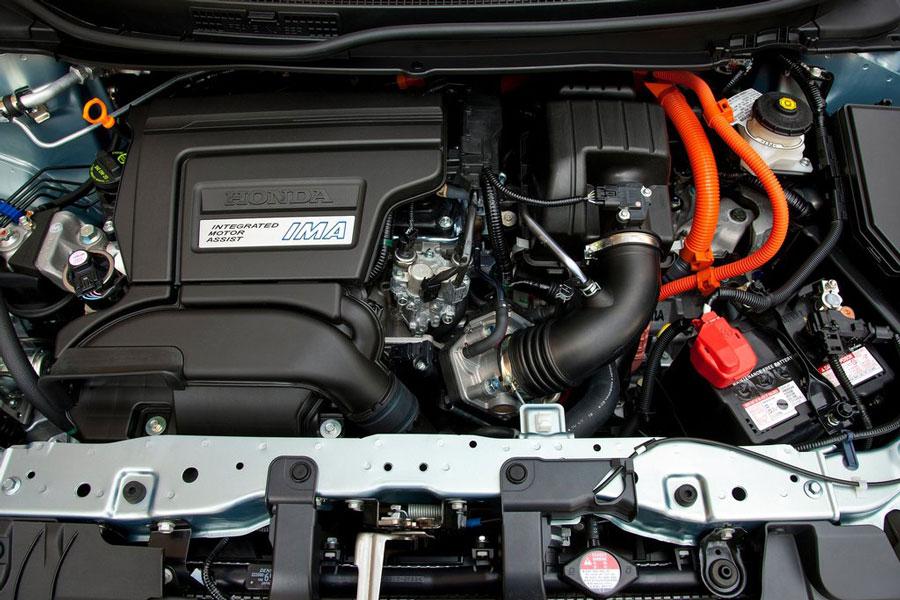 Honda Hybrid Engine Diagram - Detailed Wiring Diagram