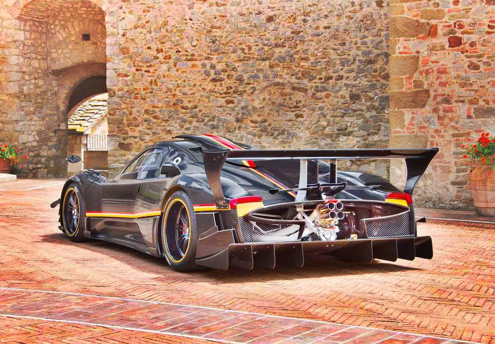 Fastest Car In The World Wallpaper 2013 Pagani Zonda Revolucion Review 0 60 Time Amp Price
