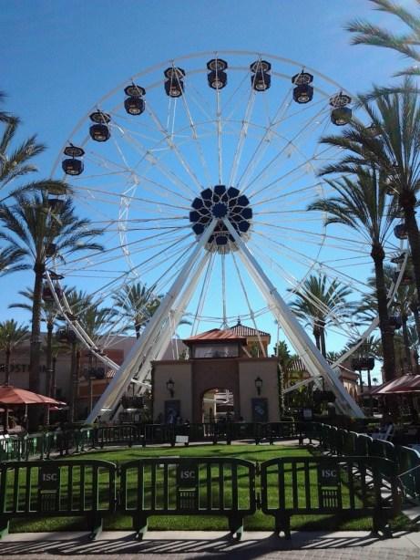 Ferris Wheel, Date Night, Special Needs Parenting