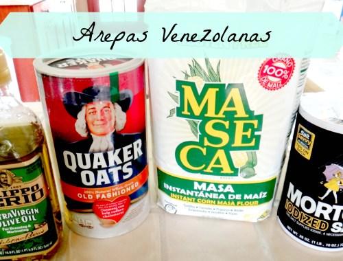 Venezuelan Arepas Recipe | The Mochilera Diaries