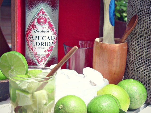 South American drinks you must try during your travels: Caipirinha from Brazil