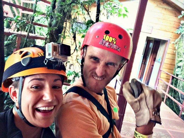 Monteverde ziplining tour