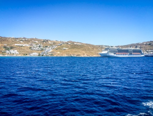 Traveling in Greece by Ferry