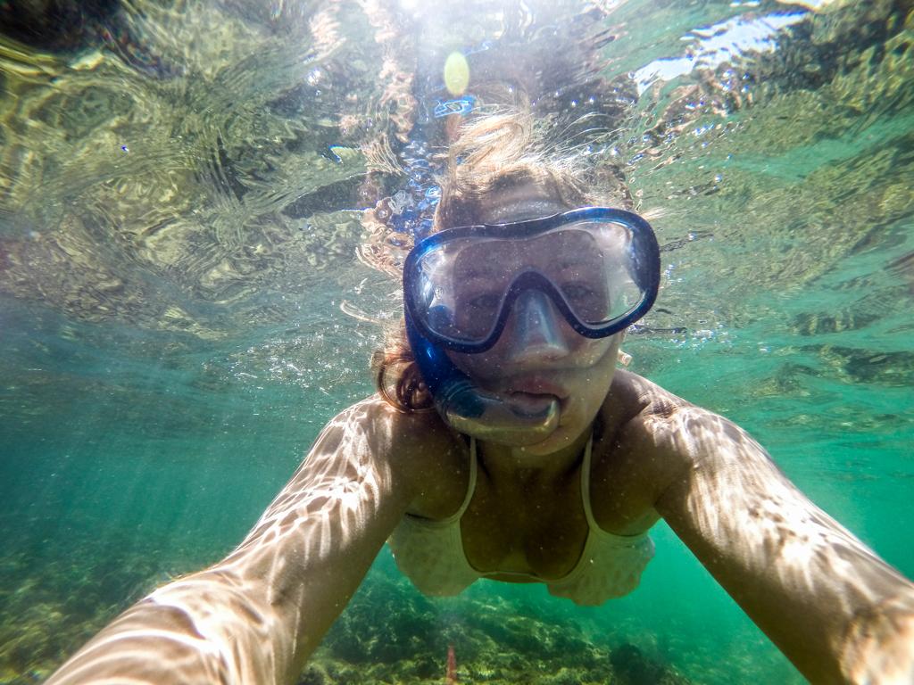 GoPro Travel Selfie Panama