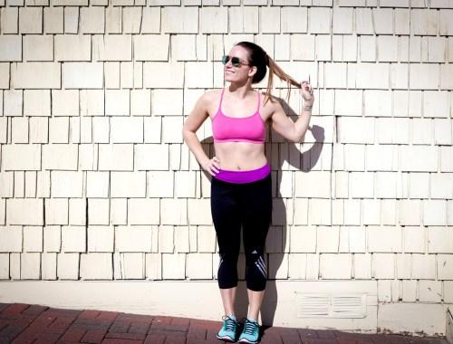 Fitness On the Go: Kayla Itsines' Bikini Body Guide