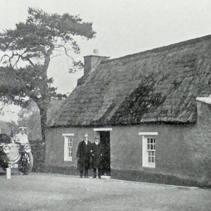 Sweet Holm circa 1909 by Charles Sweet.