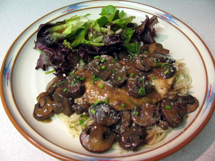 emeril chicken marsala