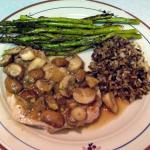 vermouth mushroom pork chops
