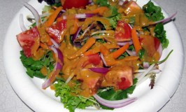 Thai Peanut Salad