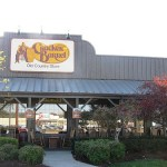 Cracker Barrel in Goodlettsville, Tennessee