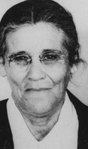 My great-grandmother, Maria Nieto Robledo