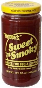 sweet-n-smoky sauce