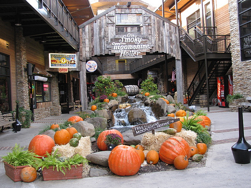 Ole Smoky Tennessee Moonshine Distillery